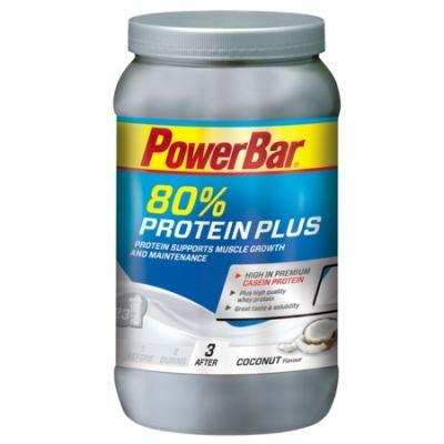 Boisson de récupération PowerBar ProteinPlus 80% Noix de Coco 700 gr