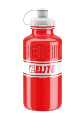 Bidon Elite L'Eroica Vintage 500 ml Rouge