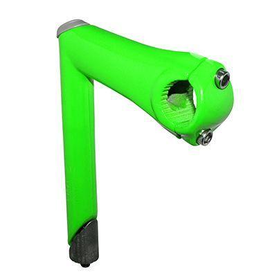 Potence Route-Fixie UNO Colors à plongeur 22,2 mm L. 100 mm Vert
