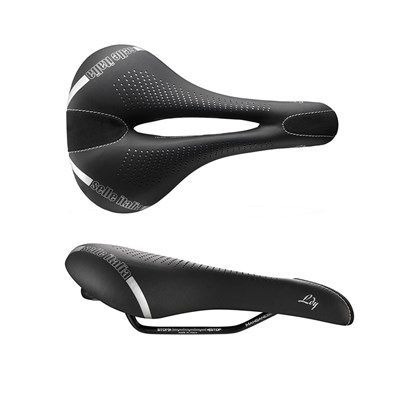 Selle Selle Italia Lady Gel Flow L2 Noir
