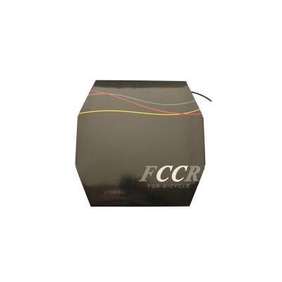 Gaine de frein Teflon 5 mm Noir (boîte de 25 m)