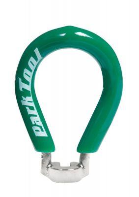 Clé à rayon Park Tool gauge 80 - Tête 0,130 (Vert) - SW-1
