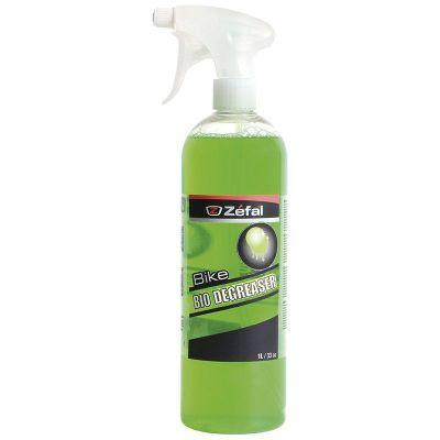 Dégraissant Zéfal Bike Bio Degreaser Spray 1 L