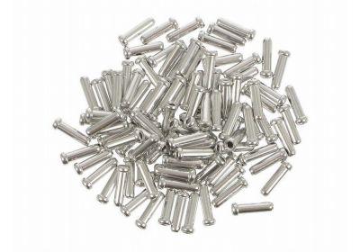 100 embouts de câble de frein Shimano 1,6 mm