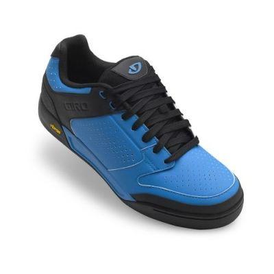 Chaussures VTT Giro RIDDANCE Bleu Jewel/Noir
