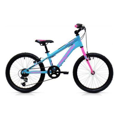 Vélo Enfant Megamo Air Girl 20'' Bleu/Rose 2020