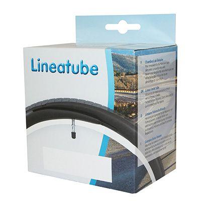 Chambre à air linéaire Lineatube 24-29 x 2.10/3.00 Valve Schrader alu