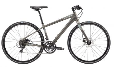 Vélo fitness Cannondale Quick Disc 3 WMN 2017 Anthracite