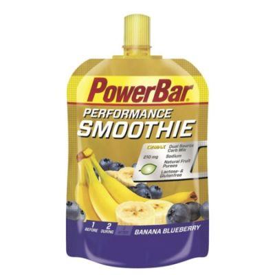 Smoothie PowerBar Performance Banane/Cassis 90 g