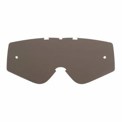 Écran O'Neal Spare Lens B-Zero Goggle Gris Antifog, Antiscratch, Tear Off Pins