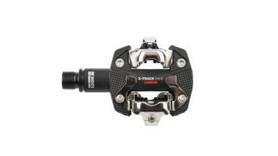 Pédales VTT LOOK X-Track Race Carbon Noir