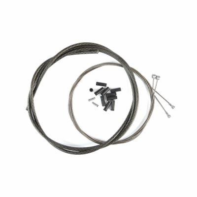 Kit câbles et gaine de frein Transfil K.ble Flying Snake Route/VTT Noir
