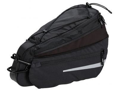 Sacoche de selle Vaude Off Road Bag 10 L Noir