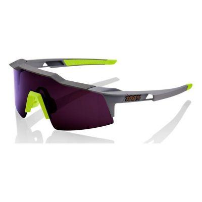Lunettes 100% Speedcraft SL Mauve/Purple