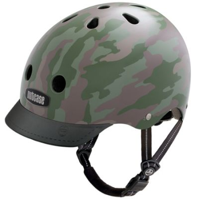 Casque Nutcase Street Surplus Matte