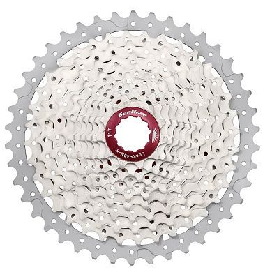 Cassette SunRace MX8 11V 11-46 dents Champagne