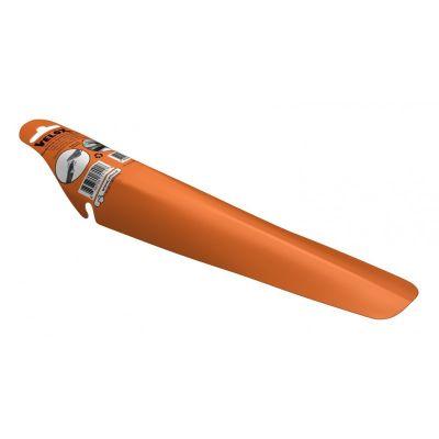 Garde-boue arrière clipsable VELOX Orange