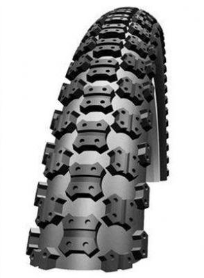 Pneu Schwalbe Mad Mike 20 x 2.125 Active Line TR Noir