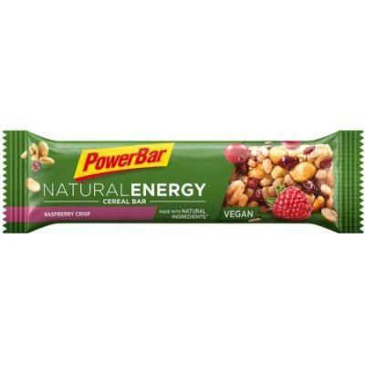 Barre céréale PowerBar Natural Energy Vegan Framboises 40 gr