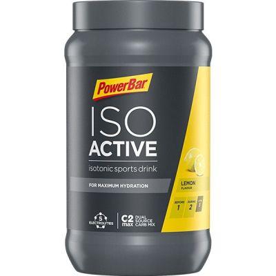 Boisson énergique Powerbar IsoActive 600 g Citron