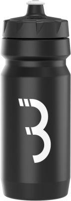 Bidon 550 ml BBB CompTank clear print Noir/Blanc - BWB-01