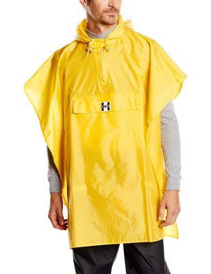 Poncho imperméable Hock Rain Care Jaune