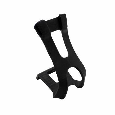 Cale pied VTT Newton Noir (courroie adaptable)