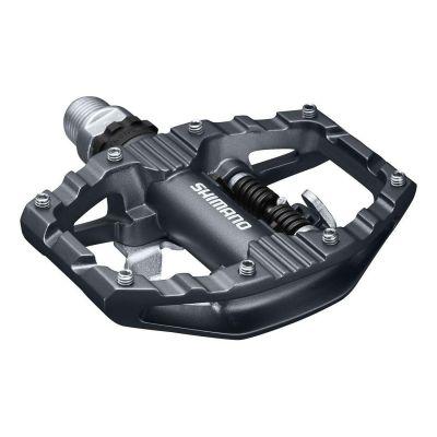 Pédales mixtes Shimano PD-EH500 Noir