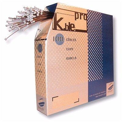 Câble de dérailleur K.Ble Pro 1,1 x 1900 inox (x100)