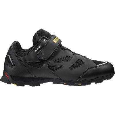 Chaussures VTT Mavic XA Elite Noir/Noir