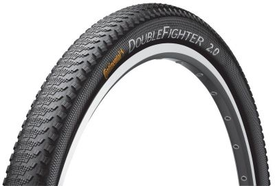 Pneu Continental Double Fighter III 26 x 1.90 TR Noir