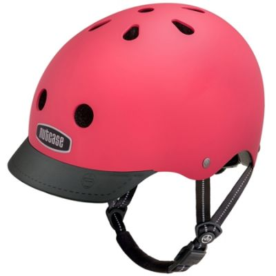 Casque Nutcase Street Supersolid Coral