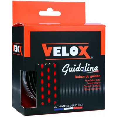 Guidoline VELOX Bi-Color 3.5 Noir/Rouge
