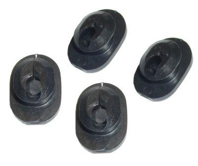 Obturateurs de passage de câble en interne Shimano SM-GM01 de 6 mm de diamètre pour Di2