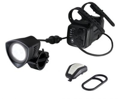 Éclairage LED Sigma Buster 2000 HL Noir