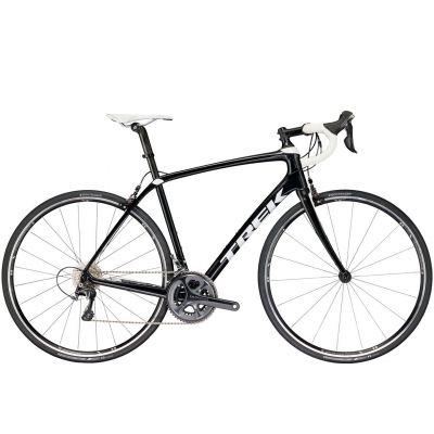 Vélo route Trek Domane SL 6 Noir/Blanc 2017