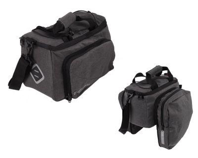 Sacoche système Atranvelo Zap AVS 10,5 L Gris