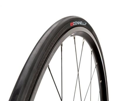Pneu route Donnelly Strada LGG 700 x 28C 120 TPI TS Noir