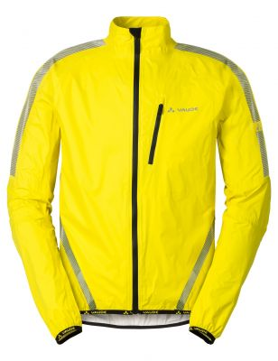 Veste imperméable Vaude Luminum Performance Jaune Canary