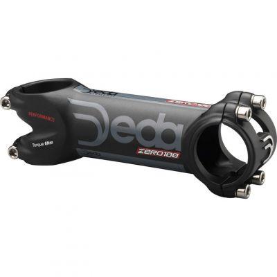 Potence Deda Zero 100 Performance 31.7 mm 80 mm Noir mat