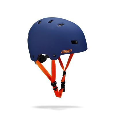 Casque BBB Billy Bleu/Orange - BHE-50
