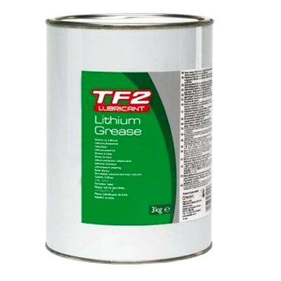 Graisse au lithium Weldtite TF2 3 kg atelier
