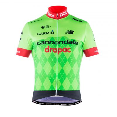 Maillot POC Replica Team Cannondale Drapac Vert