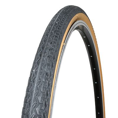 Pneu Michelin World Tour 650 x 35B Noir/Beige