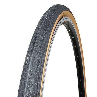 Pneu Michelin World Tour 650 x 35B Noir/Beige