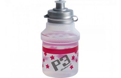 Bidon enfant Polisport 300 ml Star rose
