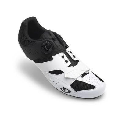 Chaussures route Giro SAVIX Blanc/Noir
