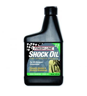 Huile de fourche Finish Line Shock Oil 2,5 WT - 16oz (473ml)
