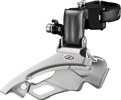 Dérailleur avant Shimano Altus FD-M371 9V Triple Down-Swing Dual Pull