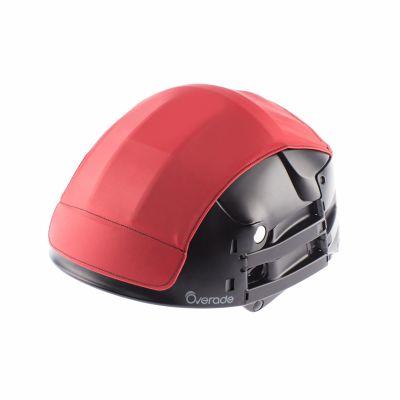 Protection pour casque Overade Plixi Cover Rouge